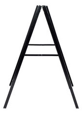 SwingSnaps A-Frame Sign Holder