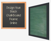 Green and Black Chalk Boards