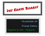 Dry / Wet Erase Boards