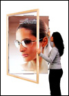 Large Format Wall Poster Frame