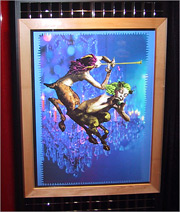 Metal Poster Display Frame